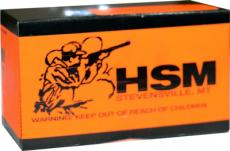 Hsm Ammo Subsonic 9mm Luger