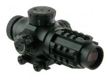 Valdada 3x25 30mm Qr-ts BDC .223