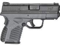 "HS Produkt/springfield Inc Xds-45acp 3.3"" Grey"