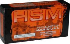 Hsm Ammo .218 Bee 50gr. V-max