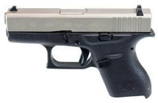 """Glock Inc 42 380auto 3.25"""" 6rd"""