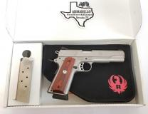 Ruger Sr1911 SS 45 ACP Pistol-