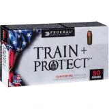Federal Train+protect 9mm 115gr Hp
