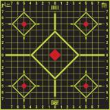 Proshot 17.75si-5pk 17.75 Square Sightin Target