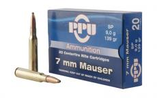 Ppu 7mm Mauser Sp 139gr 20/200