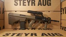 AUG M1 ODG Accepts Ar15 Mags