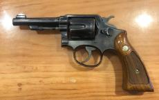 Used Smith & Wesson Police Special