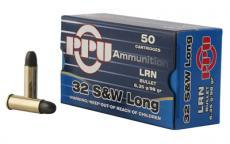 Ppu 32 S&w Long Lrn 98gr
