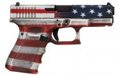"Glock 19 9mm 4.02"" 15+1 American"