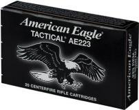 Federal American Eagle 223rem 55gr MC