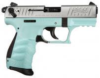 "Walther P22qd 22lr 3.4"" 10rd"