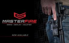 Masterfire Rapid Deploy Holster