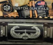 Custom Gun Rails Lea070air