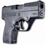 "Beretta Nano 9mm Blk 6+1 3.07"""