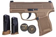 Sig Sauer P365 Coyote Tan 9mm