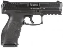 "Hk Vp9 9mm 4.09"" 10rd Bl"
