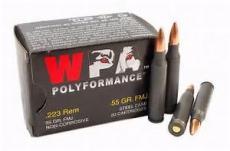 Wolf .223 - Steel Cased 55gr