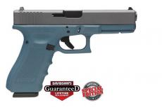 Glock Inc 17gen4 9x19 17rd x2