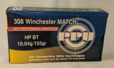 PPU .308 Winch Match