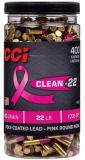 Cci Clean-22 Pink Hv 22lr 40gr