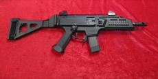 Used Scorpion BLK W/brace