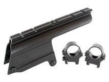 B-square Saddle Mount W/rings For Mossberg