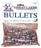 Great Lakes Bullets .44 Cal.