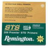 Remington Ammunition Kleanbore 209 Shotshells 100