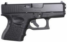 "Glock G26 9mm 3.46"" 10+1 W/fs"