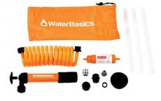 Aquam Waterbasics Pump & Filter Red