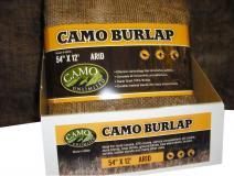Camo Unlimited 9550 Camo Burlap