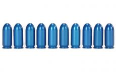 Azoom Snap Caps 45acp 10pk Blue