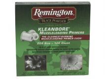 Remington Ammunition Kleanbore Muzzeloader Primers 100
