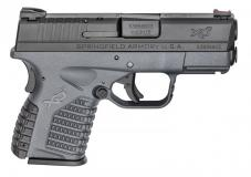 """Springfield Xds 9mm 3.3"""" 7/9rd"""