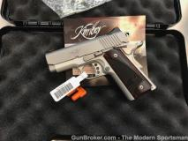 Kimber Stainless Ultra Carry II 9mm