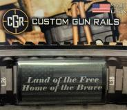 Custom Gun Rails Lea070ltf