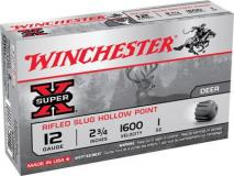 Winchester Super-x Slugs 12 ga 2.75""