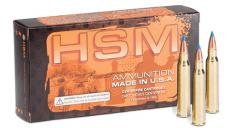 Hsm Ammo 6.5 Creedmoor 140gr.