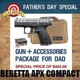 Fathers Day 2019 APX Compact Package