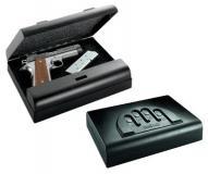 Gunvault Micro Vault Gun Safe Black