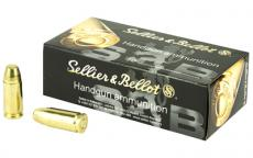 S&b 9mm Subsonic 150gr Fmj 50/1000