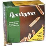 Rem Ammo 22lr 36gr Plated Hollow