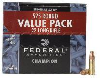 Federal Standard 22 LR Copper-plated Hollow