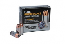 Sig 9mm 115gr 20ct/box