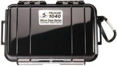 "Pelican Micro Case 6x3x1"" Watertight Clear"