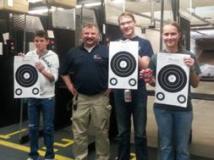 Teens On Target 5/8/19 6:30-9pm