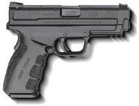 """Sprgfld Xd-mod.2 9mm 4"""" Blk 16rd"""