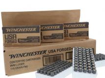 Win Ammo Usa 9mm Cs Lot