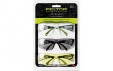 Peltor Securefit 400 Eye Prot 3-pack
