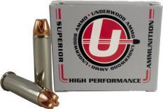 Underwood Ammo .357mag 140gr.